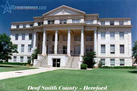 Texas Courthouse in Deaf Smith Countyhttp://texascourthouses.handsomeweb.net/wp-admin/post.php?post=30335&action=edit#