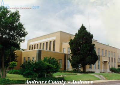 Andrews County Courthouse