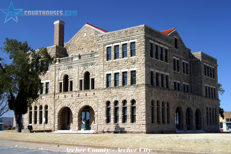 Archer County Courthouse