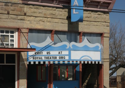 Archer City Theater 1