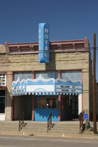 Archer City Theater 2