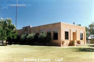 Borden County Courthouse
