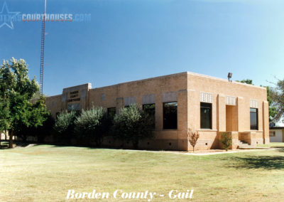 Borden County Courthouse