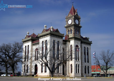 Bosque County Courthouse