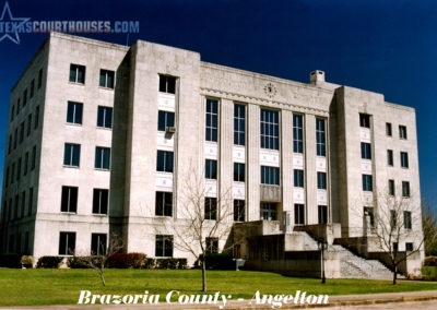 Brazoria County Courthouse
