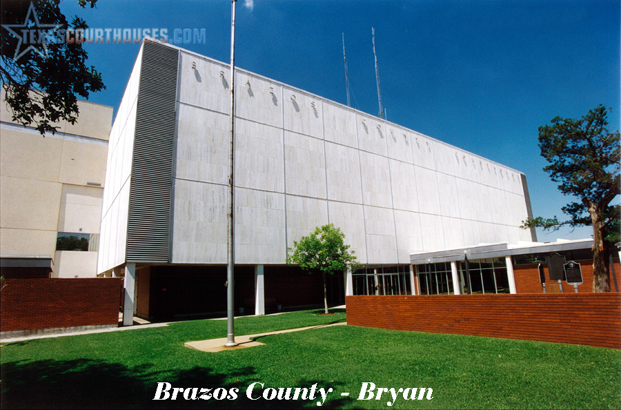 Brazos County Courthouse