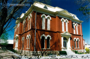 Brewster County Courthouse