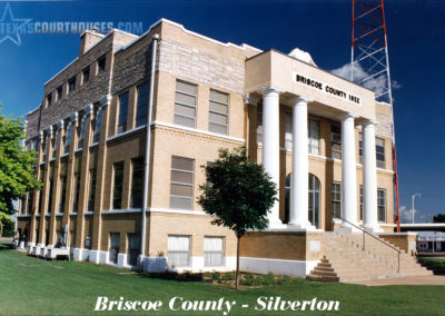 Briscoe County Courthouse