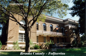 Brooks County Courthouse