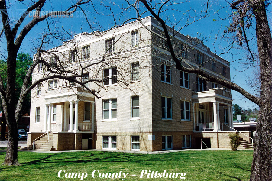 Camp County Courthouse