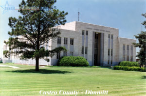 Castro County Courthouse