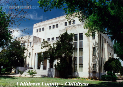 Childress County Courthouse