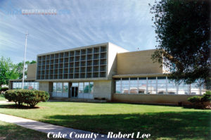 Coke County Courthouse