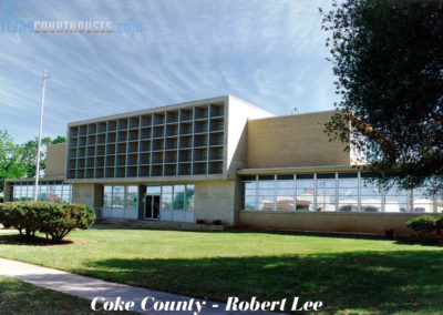 Coke County Courthouse