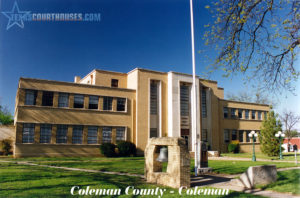Coleman County Courthouse