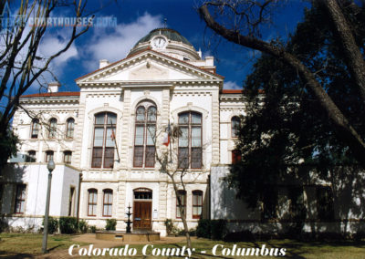 Colorado County Courthouse
