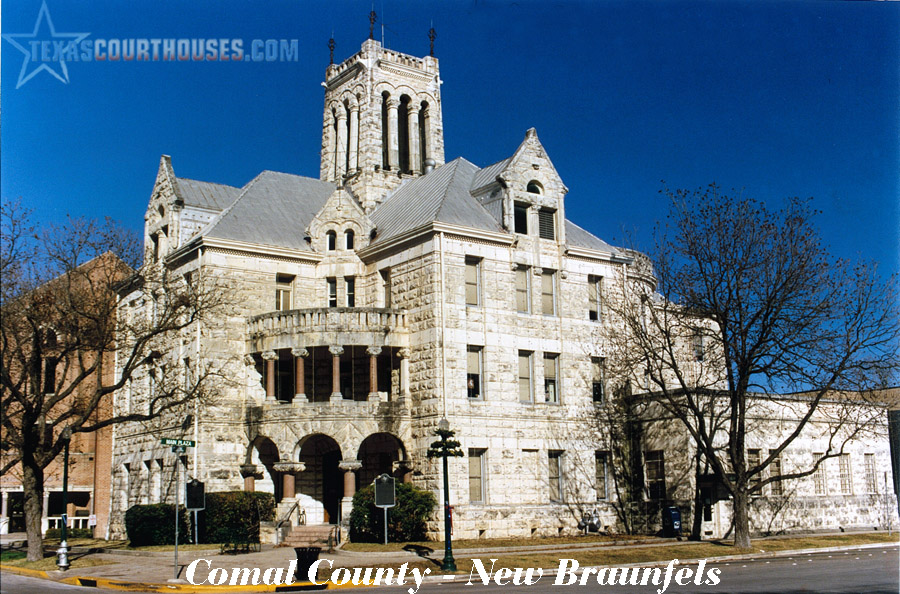 Comal County Courthouse