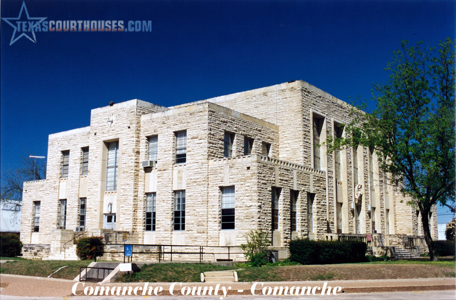 Comanche County Courthouse