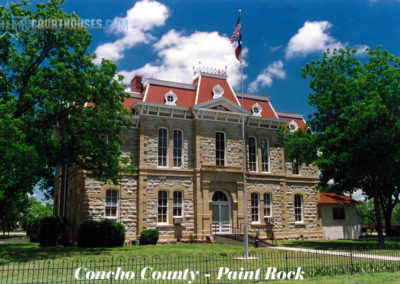 Concho County Courthouse