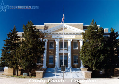 Crosby County Courthouse