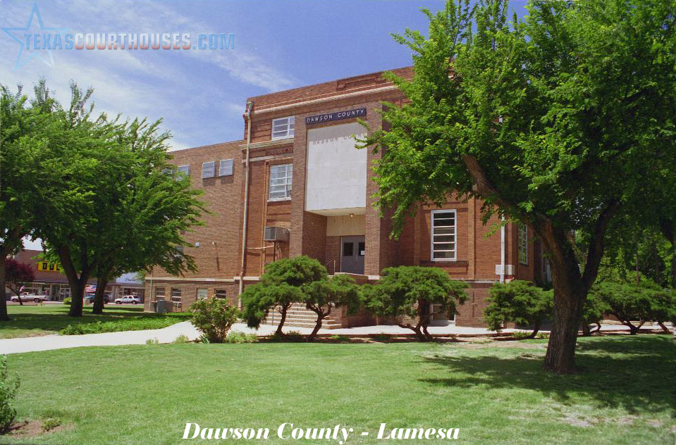 Dawson County Courthouse