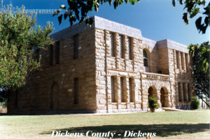Dickens County Courthouse