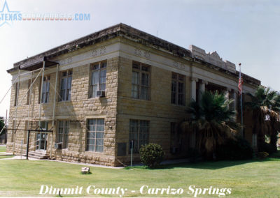 Dimmit County Courthouse