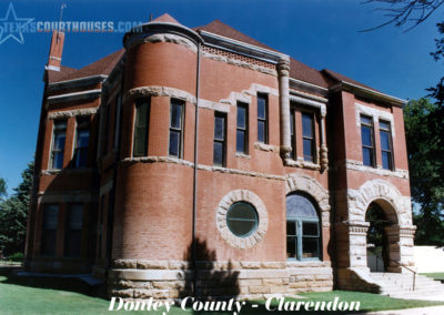 Donley County Courthouse