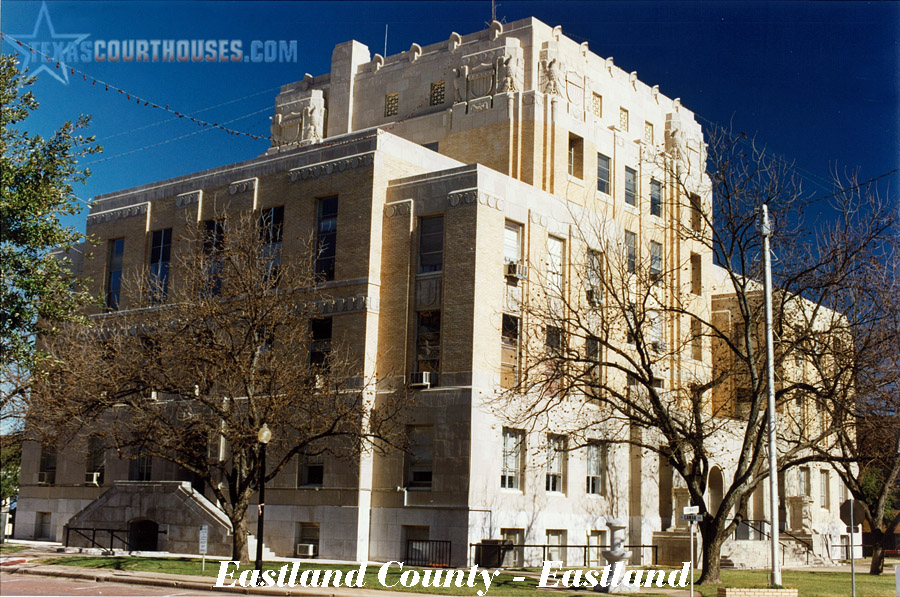 Eastland County Courthouse