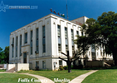 Falls County Courthouse