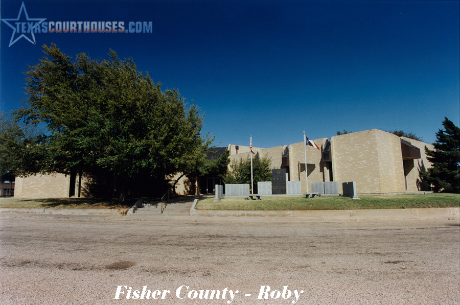 Fisher County Courtroom