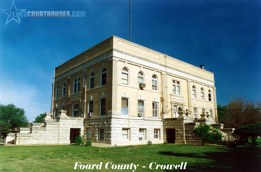Foard County Courthouse