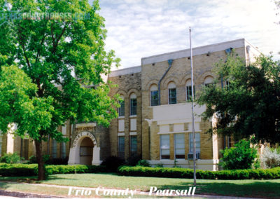 Frio County Courthouse