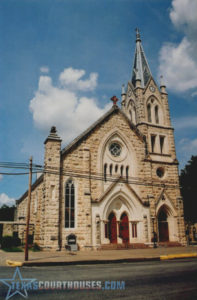 Gillespie Fredericksburg Holy Ghost Evangelical Protestant Church