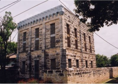 Gillespie County Jail