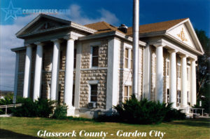 Glasscock County Courthouse