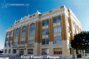 Gray County Courthouse