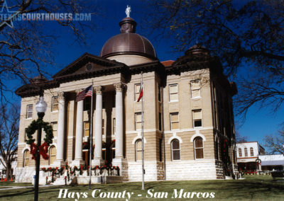 Hays County Courthouse