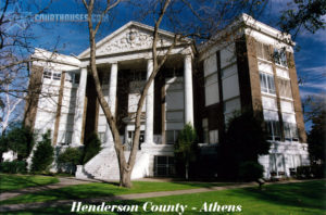 Henderson County Courthouse