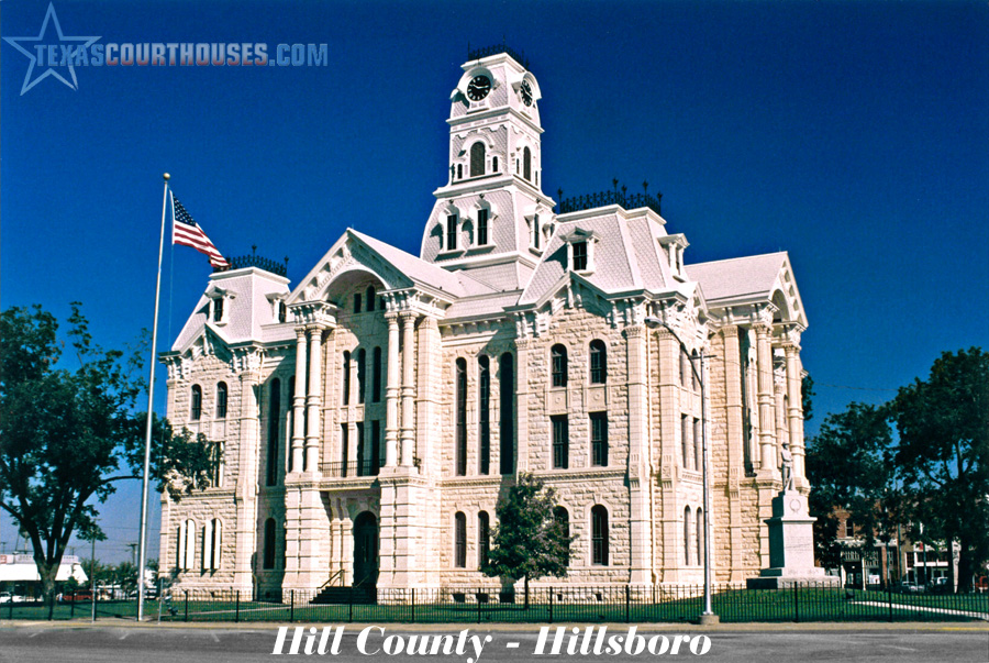 Hill County Courthouse