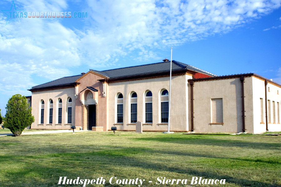 Hudspeth County Courthouse