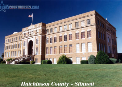 Hutchinson County Courthouse