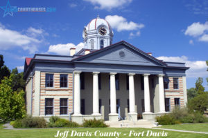 Jeff Davis County Courthouse
