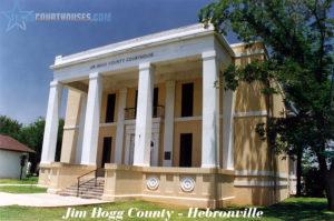 Jim Hogg County Courthouse