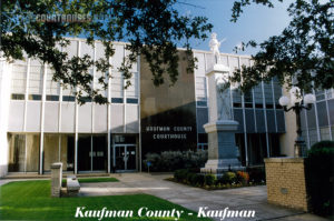 Kaufman County Courthouse
