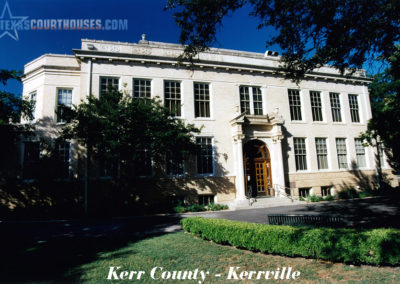 Kerr County Courthouse