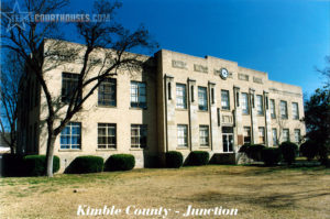 Kimble County Courthouse