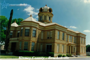 Kinney County Courthouse