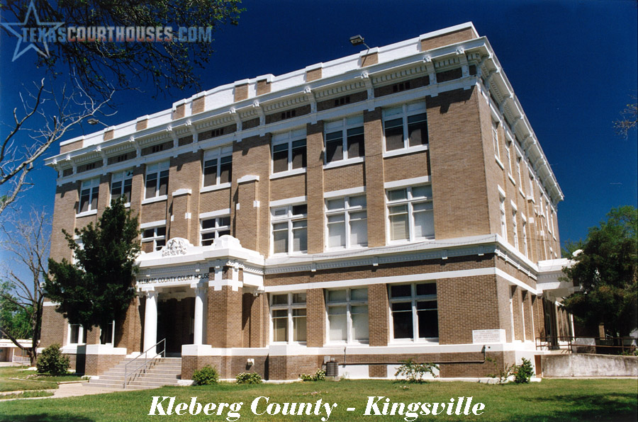 Kleberg County Courthouse