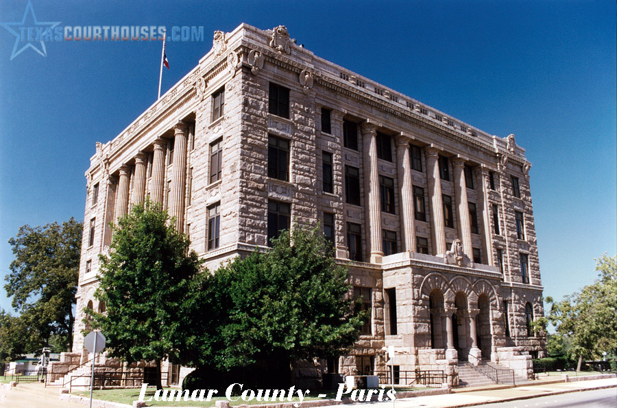 Lamar County Courthouse